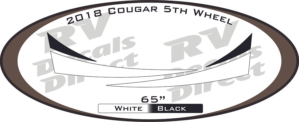 2018 Cougar 5th Wheel