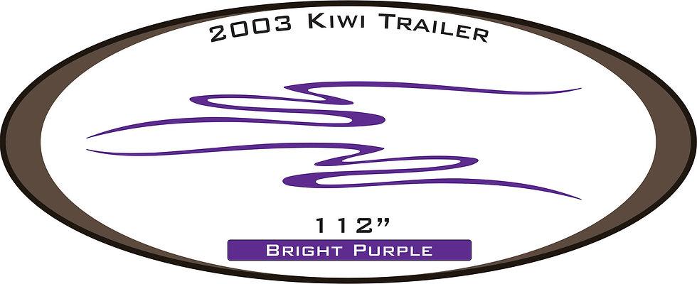 2003 Kiwi Trailer