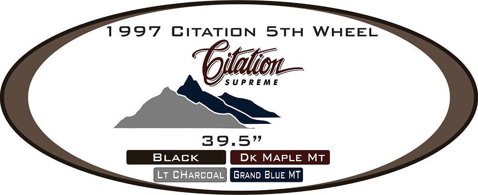 1997 Citation Supreme