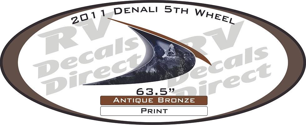 2011 Denali 5th Wheel