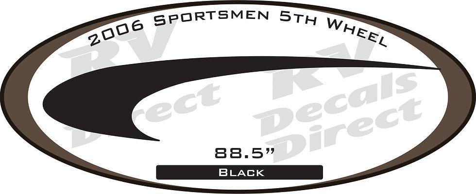 2006 Sportsmen 5th Wheel