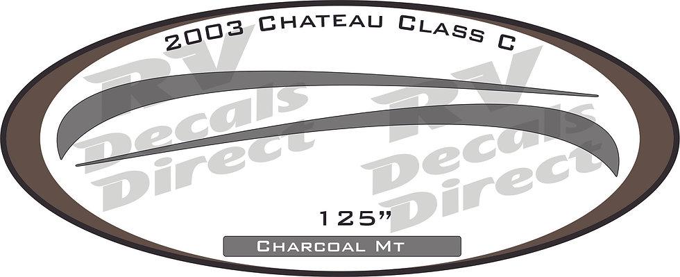 2003 Chateau Class C