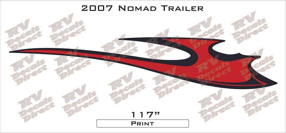 2007 Nomad Travel Trailer