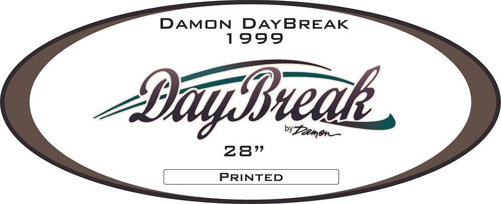 1999 Daybreak Class A