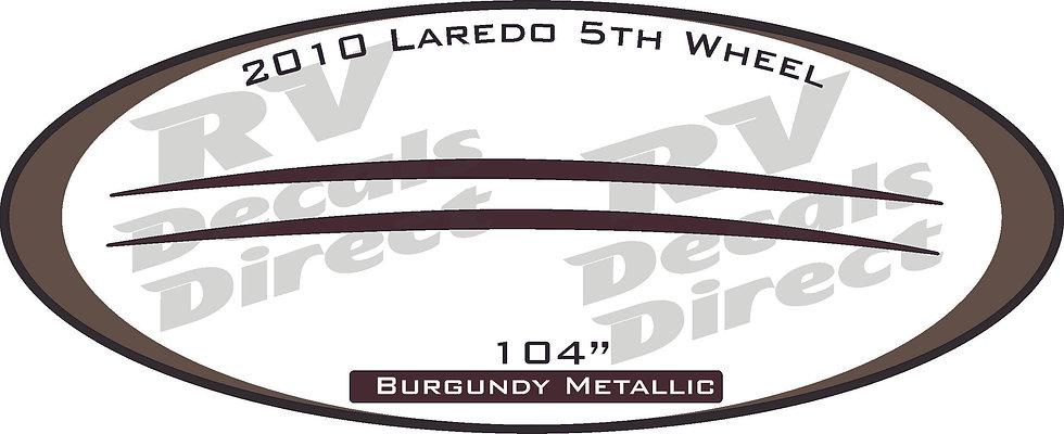 2010 Laredo 5th Wheel
