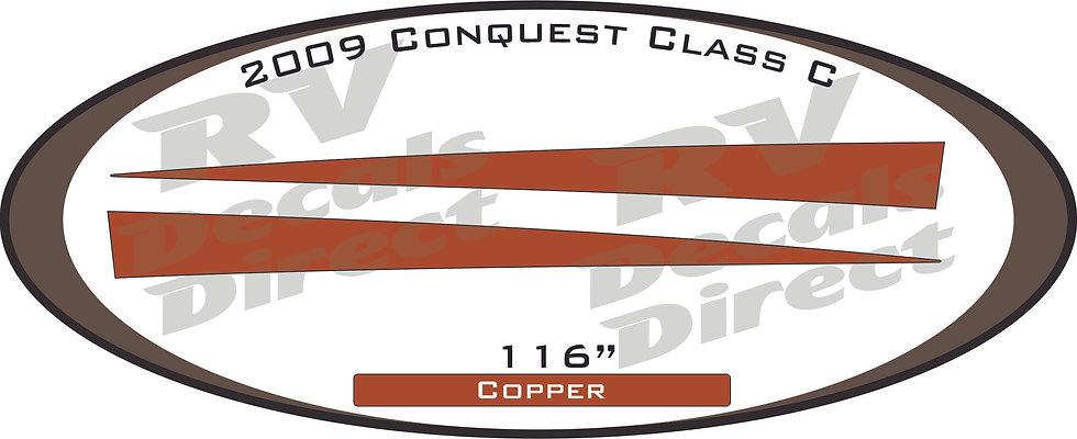 2009 Conquest Class C