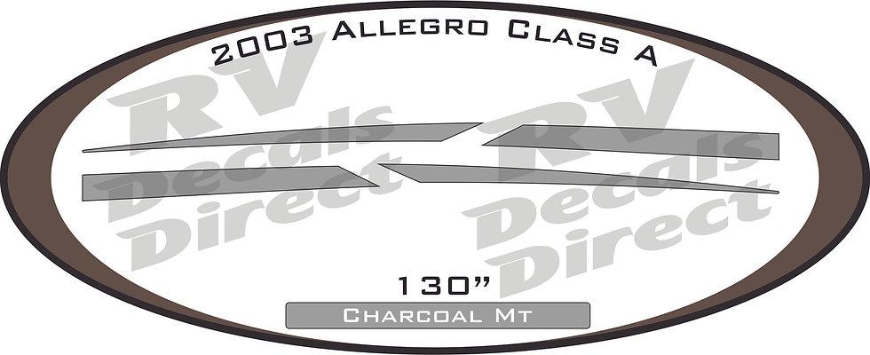 2003 Allegro Class A