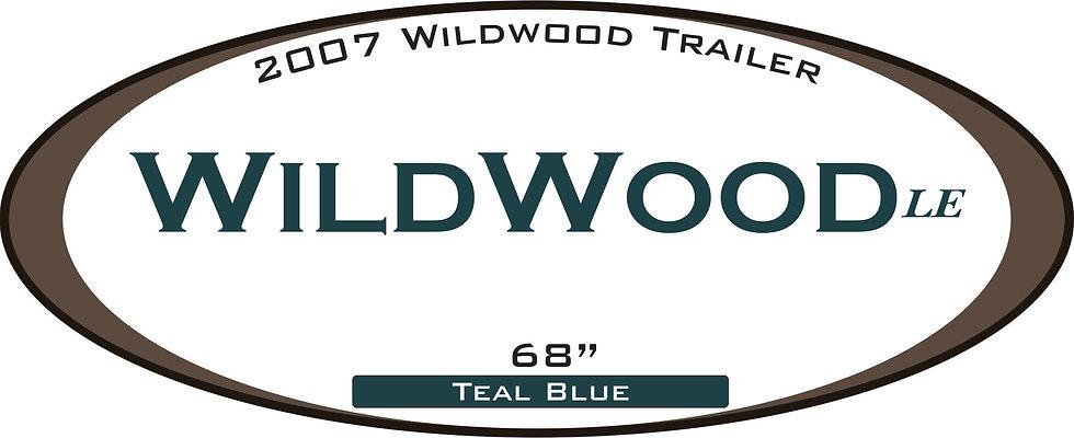 2007 Wildwood Travel Trailer
