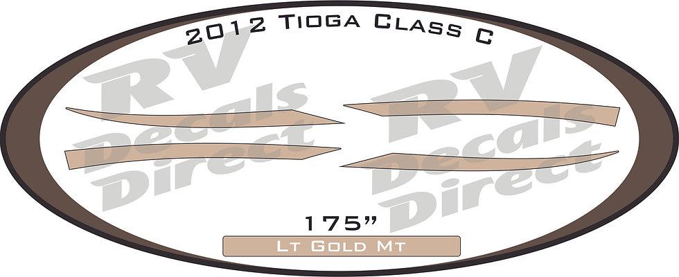 2012 Tioga Ranger Class C