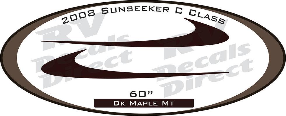 2008 Sunseeker C Class