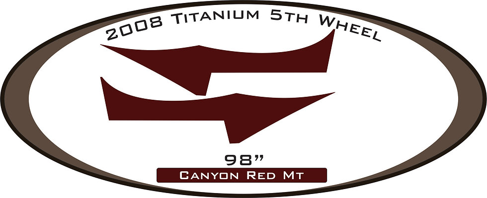 2008 Titanium 5th Wheel