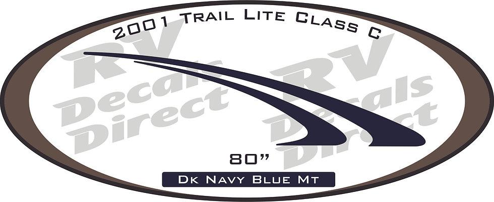 2001 Trail-Lite Class C