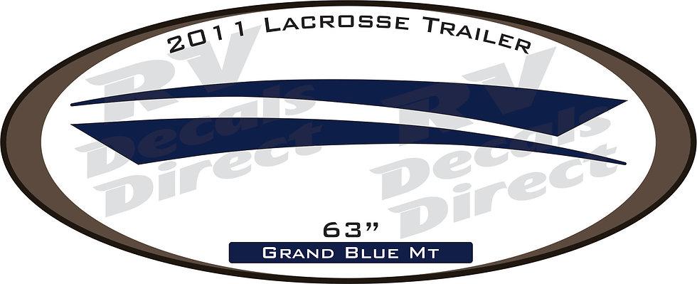 2011 Lacrosse Travel Trailer