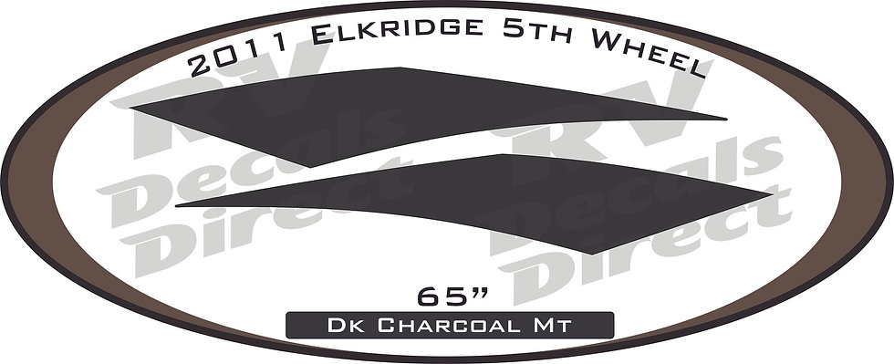 2011 Elkridge 5th Wheel