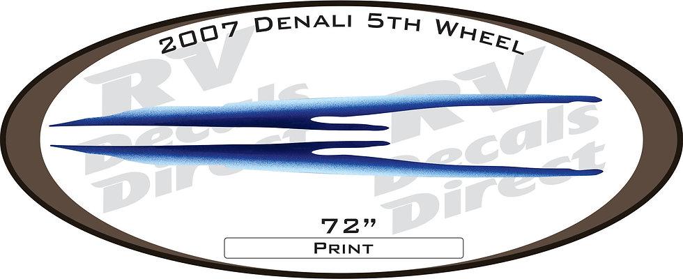 2007 Denali 5th Wheel