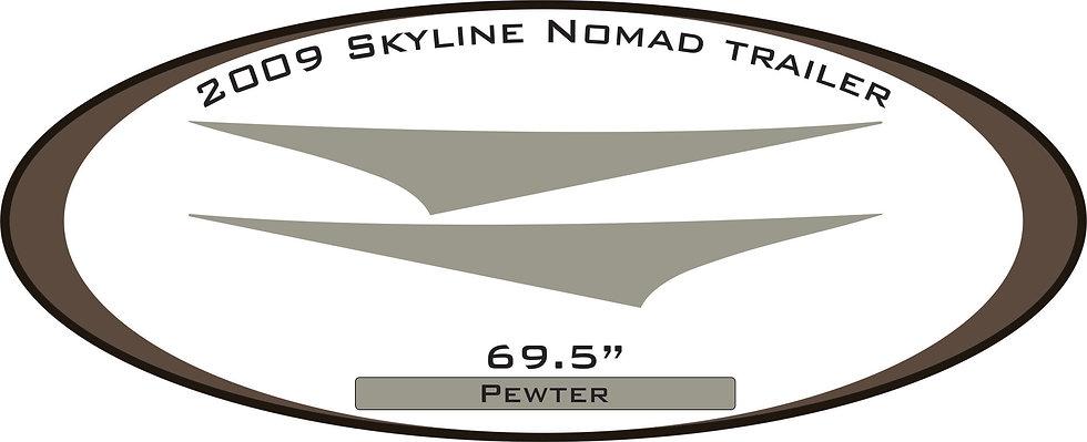 2009 Nomad Trailer