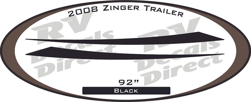 2008 Zinger Travel Trailer