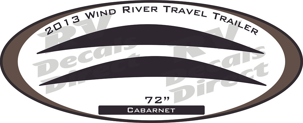 2013 Wind River Travel Trailer