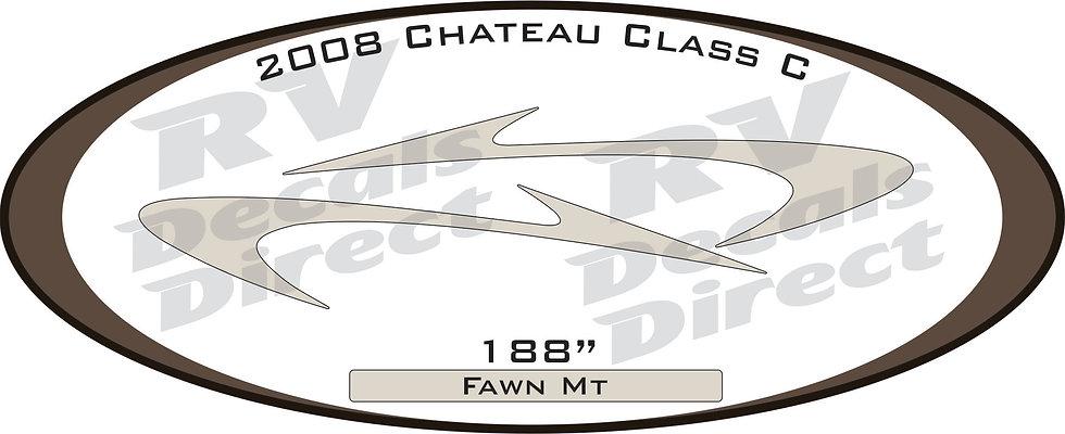 2008 Chateau Class C
