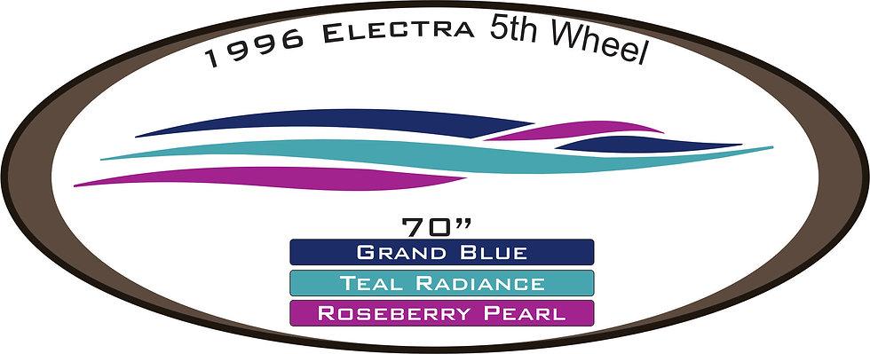 1996 Electra TravelTrailer