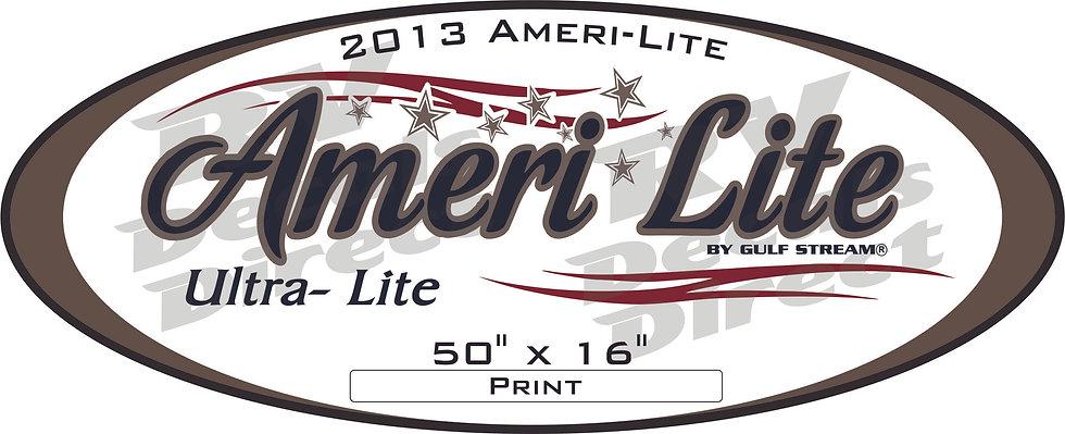 2013 Ameri Lite Trailer