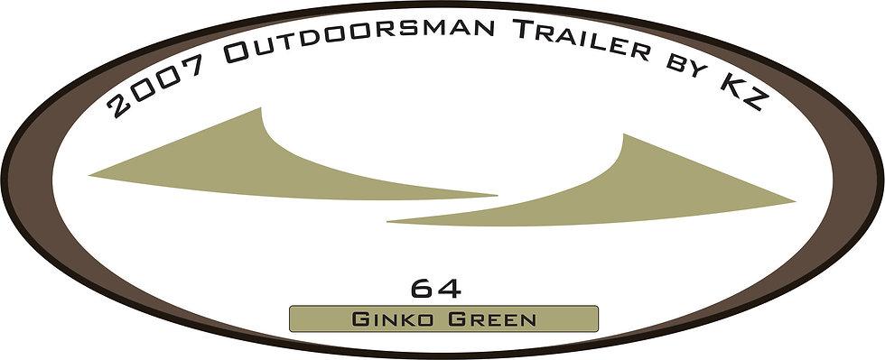 2007 Outdoorsman 5th wheel