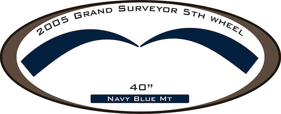 2007 Grand Surveyor 5th wheel
