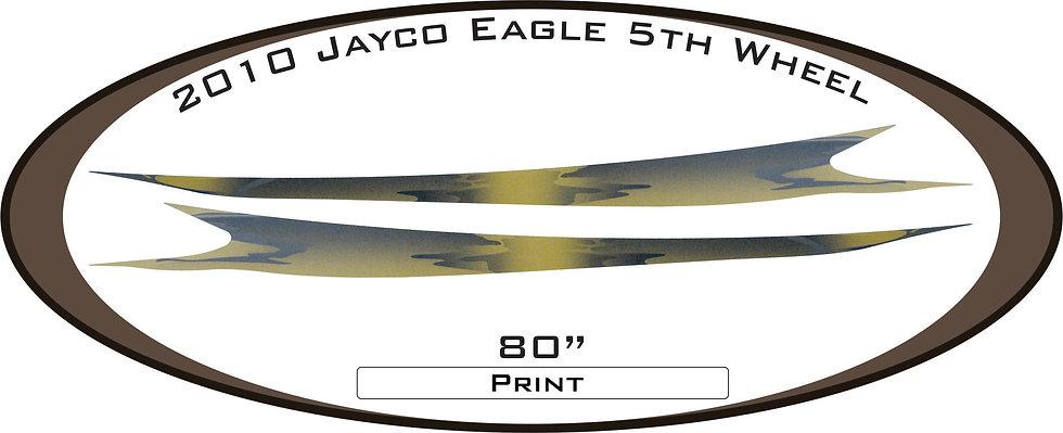 2010 Eagle 5th wheel