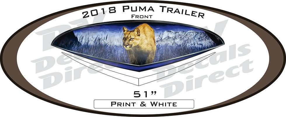 2018 Puma Travel Trailer