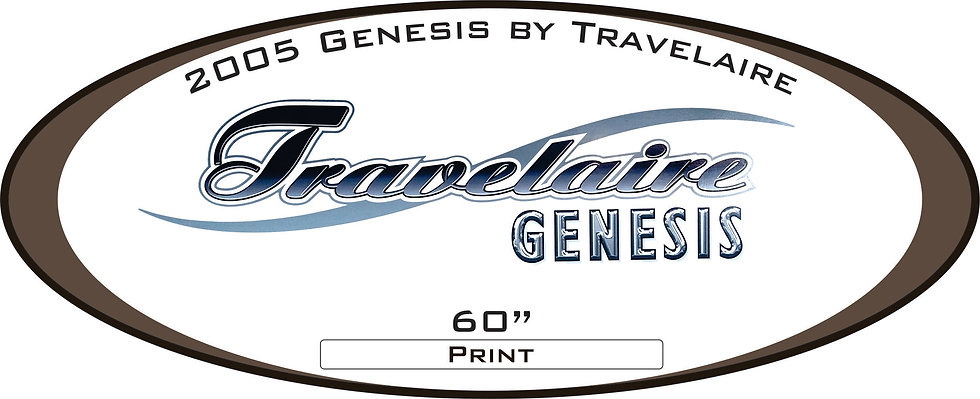 2005 Travelaire by Genesis 5th wheel