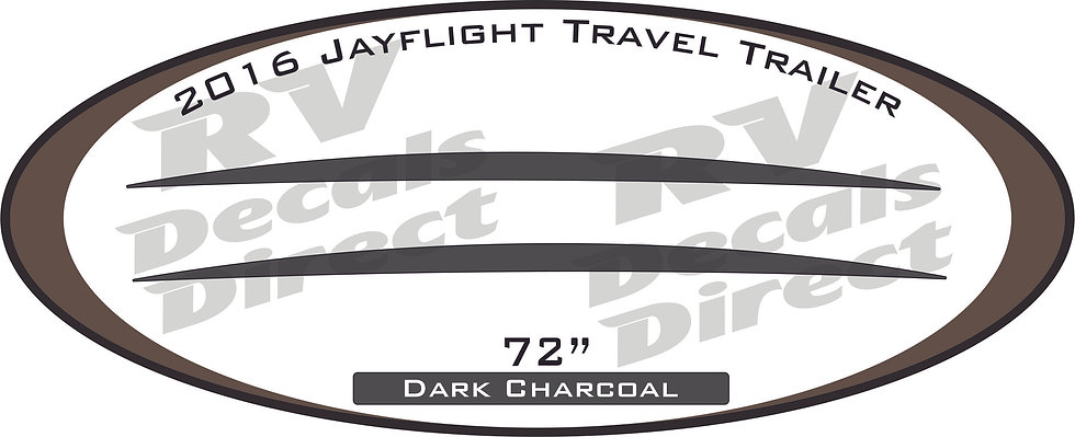 2016 Jayflight Travel Trailer