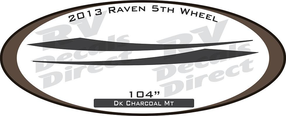 2013 Raven 5th Wheel