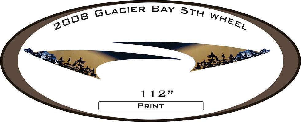 2008 Glacier Bay 5th wheel