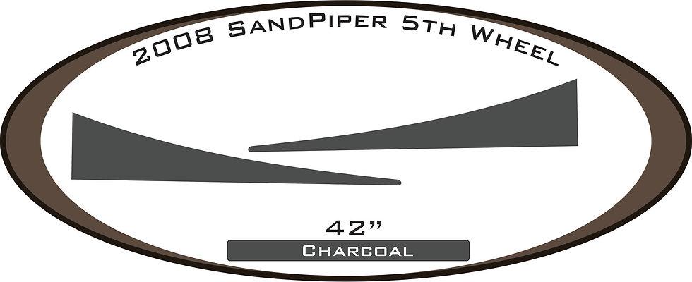 2008 Sandpiper 5th Wheel