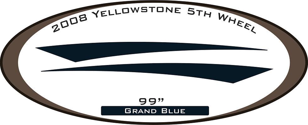 2008 Yellowstone 5th Wheel