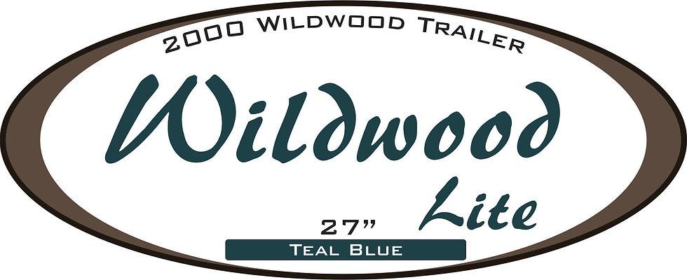 2000 Wildwood Travel Trailer
