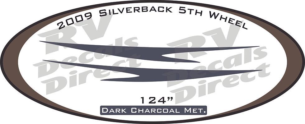 2009 Silverback 5th Wheel