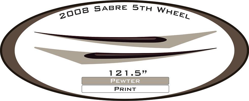2008 Sabre 5th Wheel