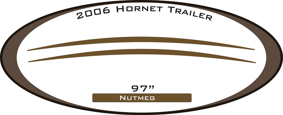2006 Hornet Travel Trailer