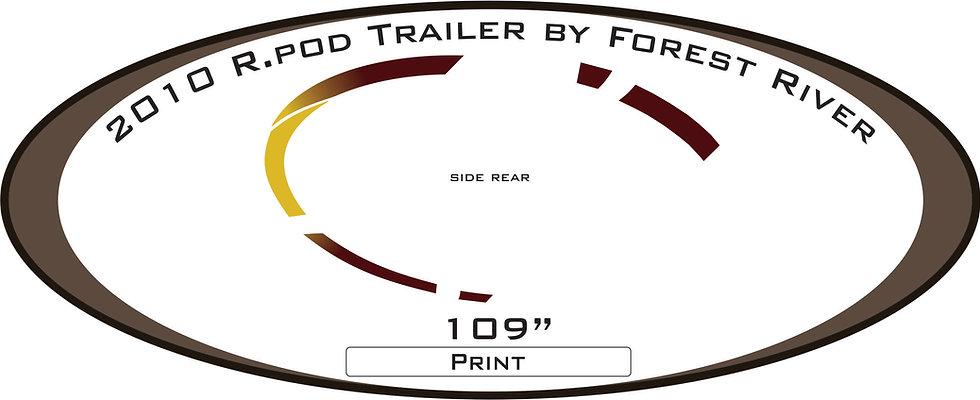 2010 R.Pod Travel Trailer
