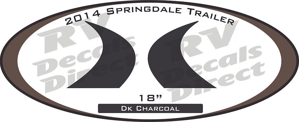 2014 Springdale Travel Trailer