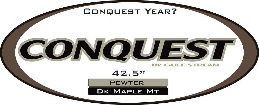 Conquest Travel Trailer