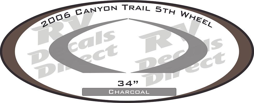 2006 Canyon Trail 5th Wheel