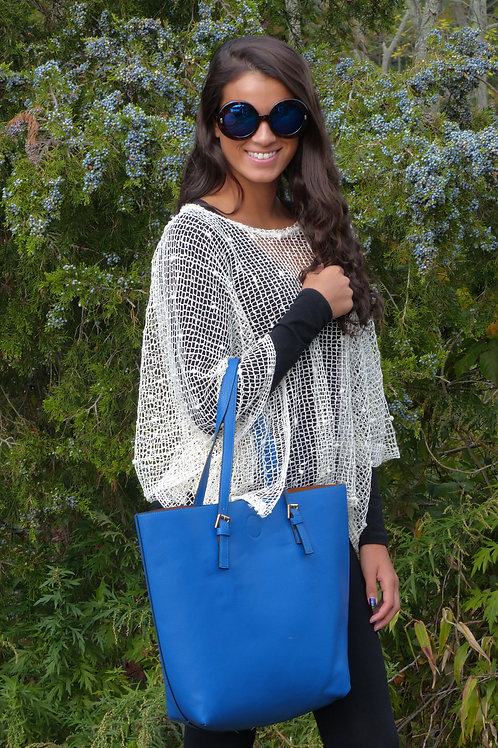 Two Toned Tote