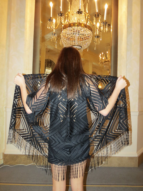 Diamond Kimono