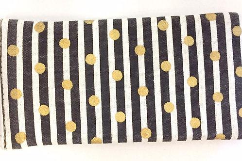 Striped and Polka Dot Slip In Case