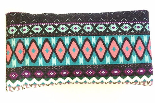 Aztec Tribal Slip In Case