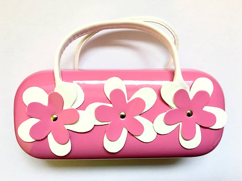 Cosmo Flower Handle Case