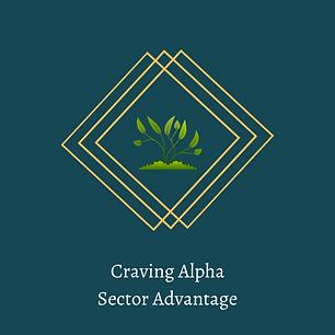 Craving Alpha Sector Advantage