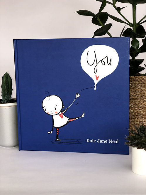 You (Limited Edition) Oversized large edition. Perfect for sharing with a class.